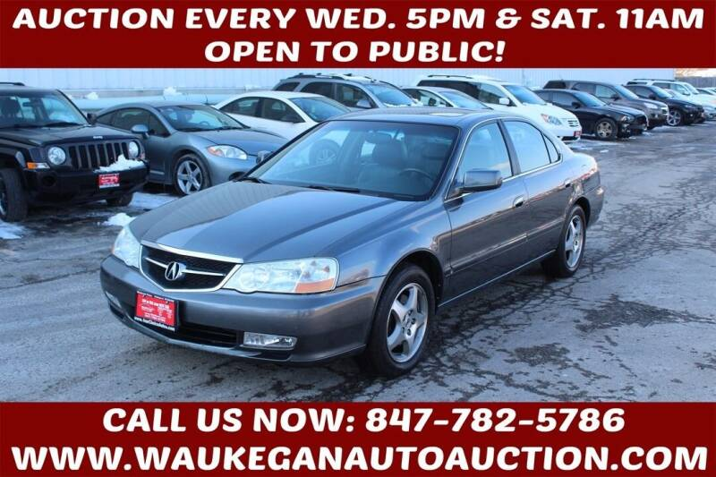 2003 Acura TL for sale at Waukegan Auto Auction in Waukegan IL