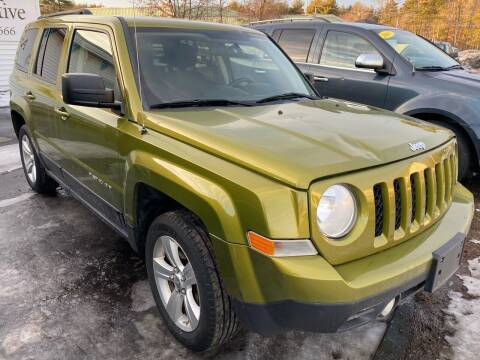 2012 Jeep Patriot for sale at Plaistow Auto Group in Plaistow NH