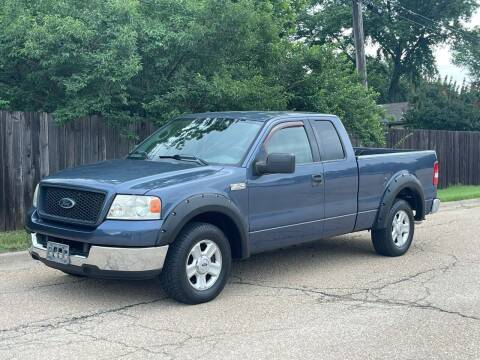2004 Ford F-150 for sale at THELOT AUTO SALES LLC. in Lawrence KS