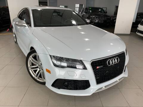 2015 Audi RS 7 for sale at Auto Mall of Springfield in Springfield IL