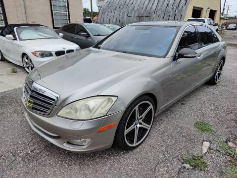 2007 Mercedes-Benz S-Class for sale at Advance Import in Tampa FL