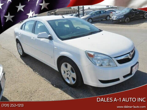 2007 Saturn Aura for sale at Dales A-1 Auto Inc in Jamestown ND