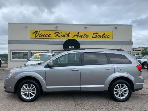 2017 Dodge Journey for sale at Vince Kolb Auto Sales in Lake Ozark MO