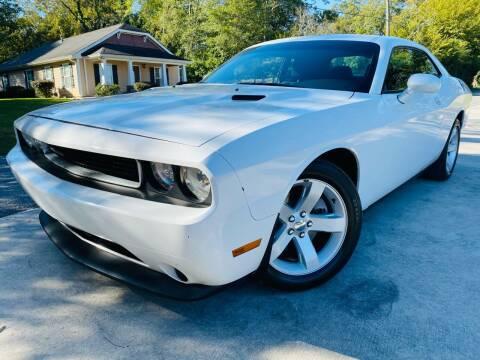 2013 Dodge Challenger for sale at Cobb Luxury Cars in Marietta GA