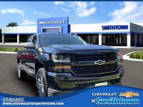 2018 Chevrolet Silverado 1500 for sale at CHEVROLET OF SMITHTOWN in Saint James NY