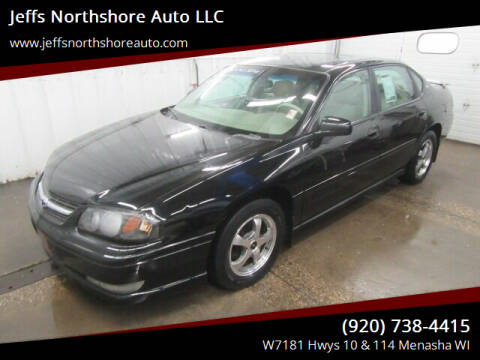 2004 Chevrolet Impala for sale at Jeffs Northshore Auto LLC in Menasha WI