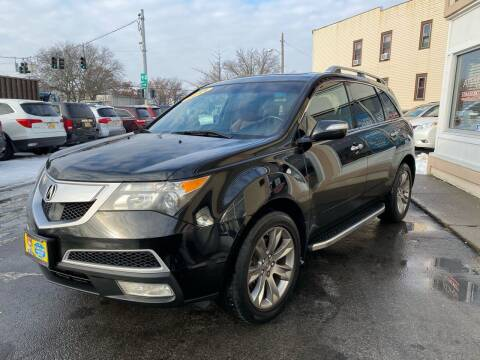 2011 Acura MDX for sale at ADAM AUTO AGENCY in Rensselaer NY