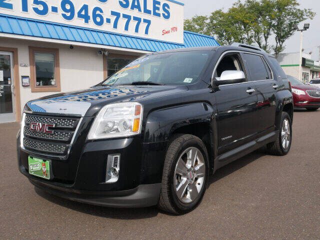 2015 GMC Terrain for sale at B & D Auto Sales Inc. in Fairless Hills PA
