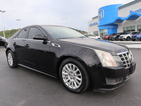 2012 Cadillac CTS for sale at RUSTY WALLACE HONDA in Knoxville TN