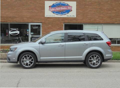 2019 Dodge Journey for sale at Eyler Auto Center Inc. in Rushville IL