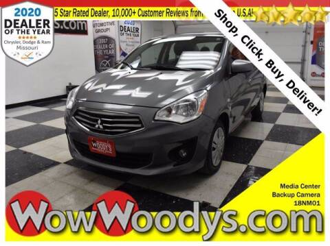 2018 Mitsubishi Mirage G4 for sale at WOODY'S AUTOMOTIVE GROUP in Chillicothe MO