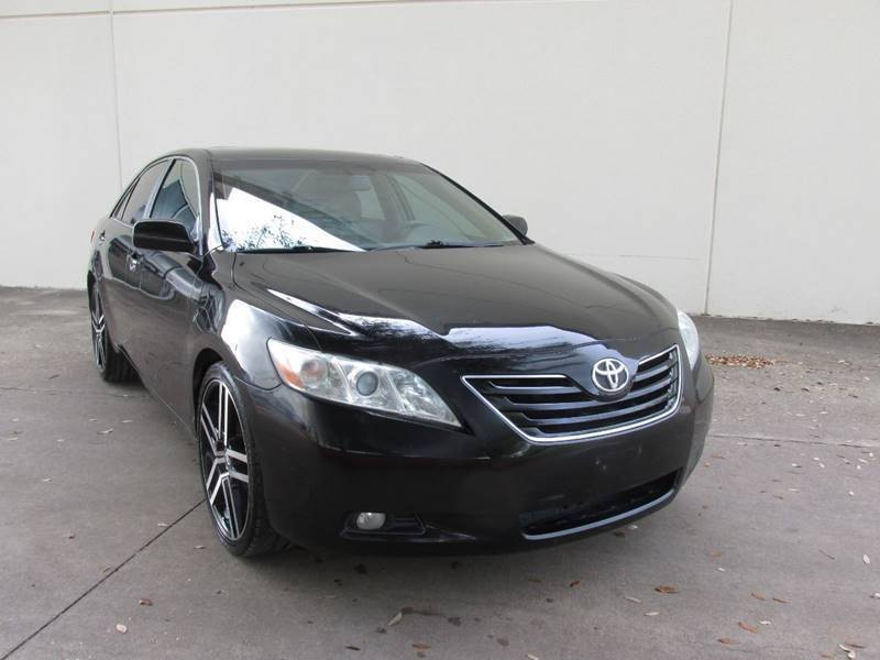 2009 Toyota Camry for sale at QUALITY MOTORCARS in Richmond TX