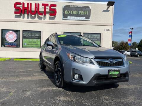 2016 Subaru Crosstrek for sale at Shults Resale Center Olean in Olean NY