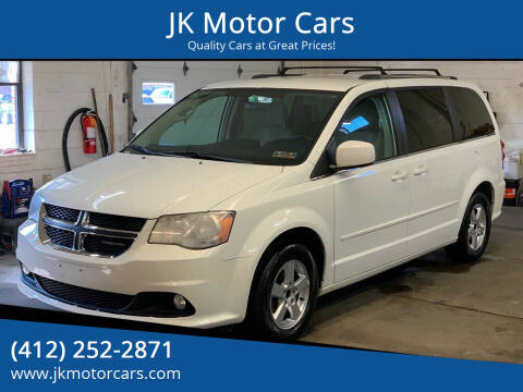 2011 Dodge Grand Caravan for sale at JK Motor Cars in Pittsburgh PA