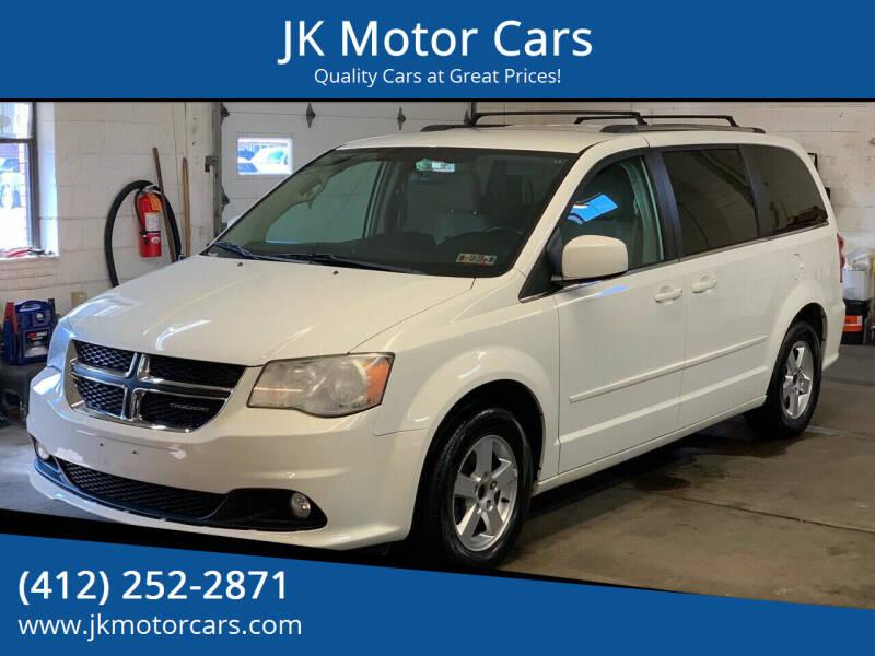 2011 Dodge Grand Caravan for sale at JK Motor Cars in Pittsburgh PA