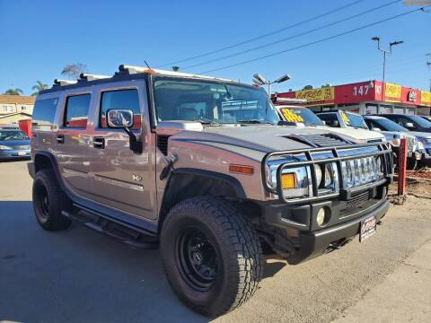 2003 HUMMER H2 for sale at CARCO SALES & FINANCE #3 in Chula Vista CA