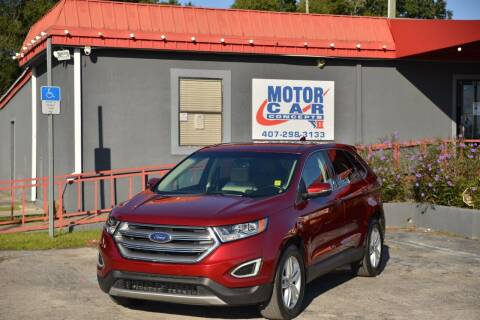 2016 Ford Edge for sale at Motor Car Concepts II - Kirkman Location in Orlando FL