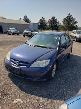 2004 Honda Civic for sale at Highway 16 Auto Sales in Ixonia WI