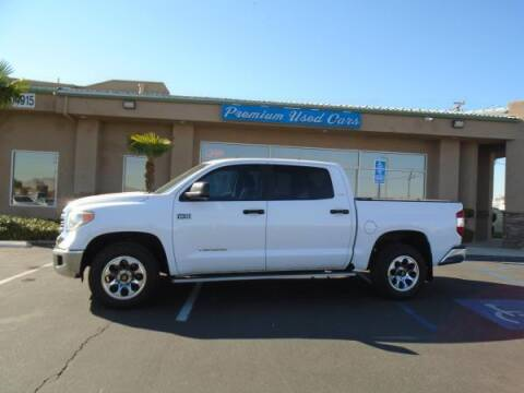 2014 Toyota Tundra for sale at Family Auto Sales in Victorville CA