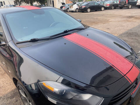 2013 Dodge Dart for sale at Whiting Motors in Plainville CT