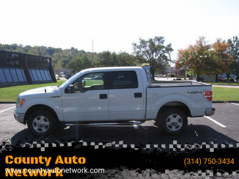 2010 Ford F-150 for sale at County Auto Network in Ballwin MO
