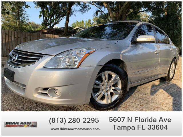2011 Nissan Altima for sale at Drive Now Motors USA in Tampa FL