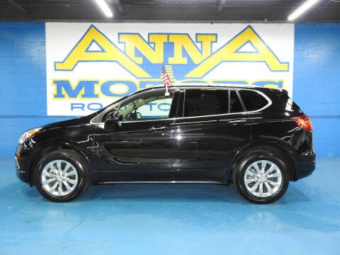 2017 Buick Envision for sale at ANNA MOTORS, INC. in Detroit MI