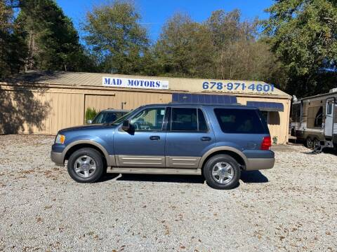 2004 Ford Expedition for sale at Mad Motors LLC in Gainesville GA