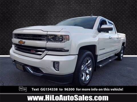 2016 Chevrolet Silverado 1500 for sale at BuyFromAndy.com at Hi Lo Auto Sales in Frederick MD