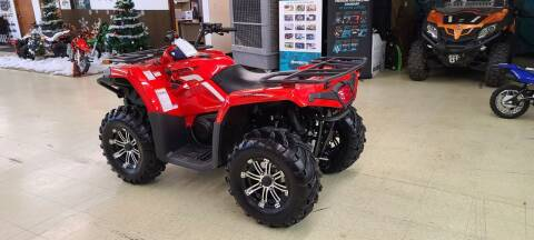 2021 CF Moto CFORCE 500S for sale at WolfPack PowerSports in Moses Lake WA