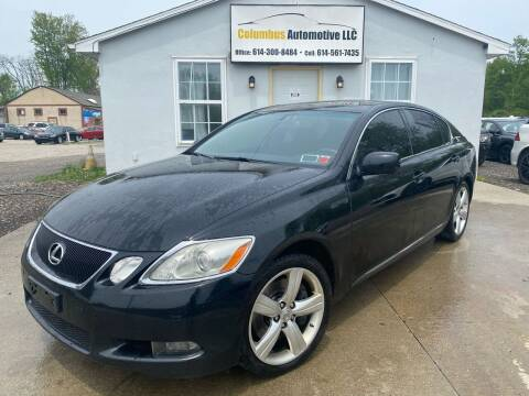2007 Lexus GS 350 for sale at COLUMBUS AUTOMOTIVE in Reynoldsburg OH