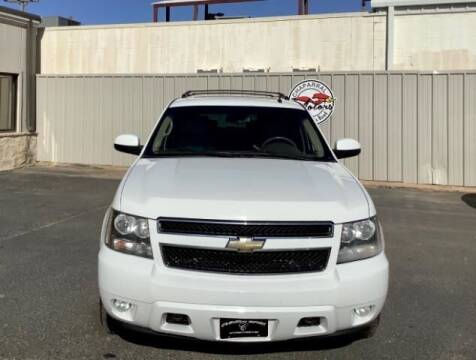 2010 Chevrolet Tahoe for sale at Chaparral Motors - 1702 Clovis Rd. in Lubbock TX