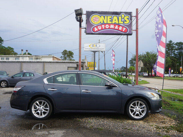 2013 Nissan Maxima for sale at Oneal's Automart LLC in Slidell LA
