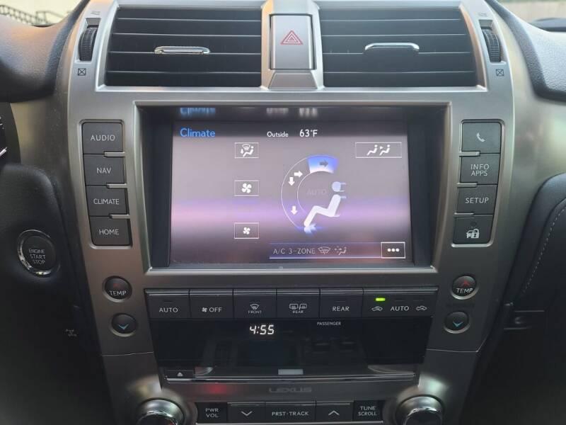 2019 Lexus GX 460 AWD 4dr SUV - Houston TX