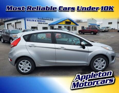 2013 Ford Fiesta for sale at Appleton Motorcars Sales & Service in Appleton WI
