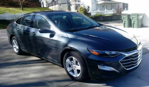 2020 Chevrolet Malibu for sale at NEO Car Sales in Dundee OH