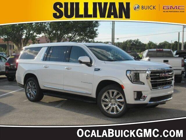 2021 GMC Yukon XL for sale in Ocala, FL