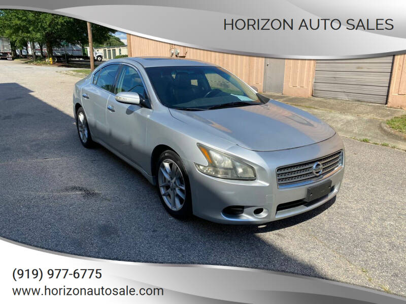 2011 Nissan Maxima for sale in Raleigh, NC