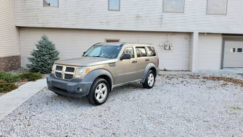 2007 Dodge Nitro for sale at Settle Auto Sales TAYLOR ST. in Fort Wayne IN