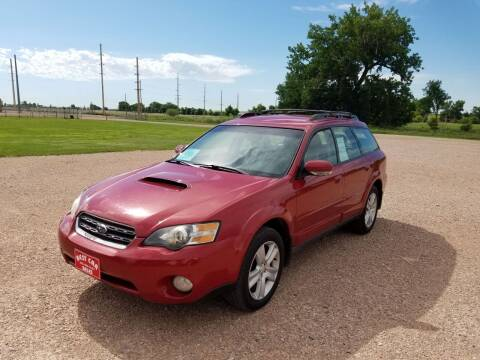 2005 Subaru Outback for sale at Best Car Sales in Rapid City SD