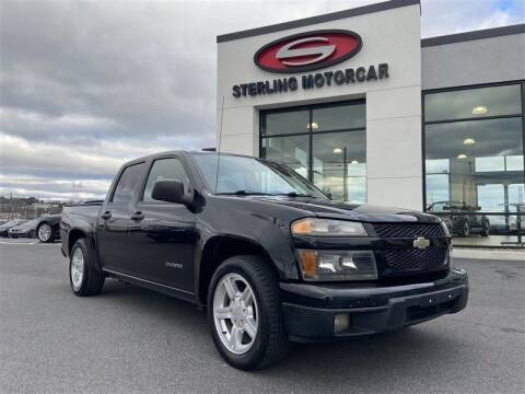 2004 Chevrolet Colorado for sale at Sterling Motorcar in Ephrata PA