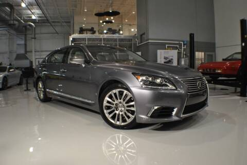 2015 Lexus LS 460 for sale at Euro Prestige Imports llc. in Indian Trail NC
