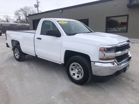 2016 Chevrolet Silverado 1500 for sale at Tigerland Motors in Sedalia MO