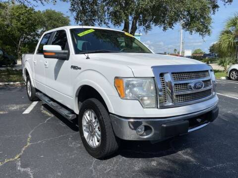 2010 Ford F-150 for sale at Palm Bay Motors in Palm Bay FL