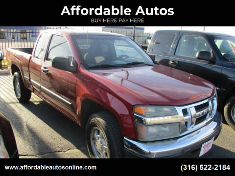 2006 Isuzu i-Series for sale at Affordable Autos in Wichita KS