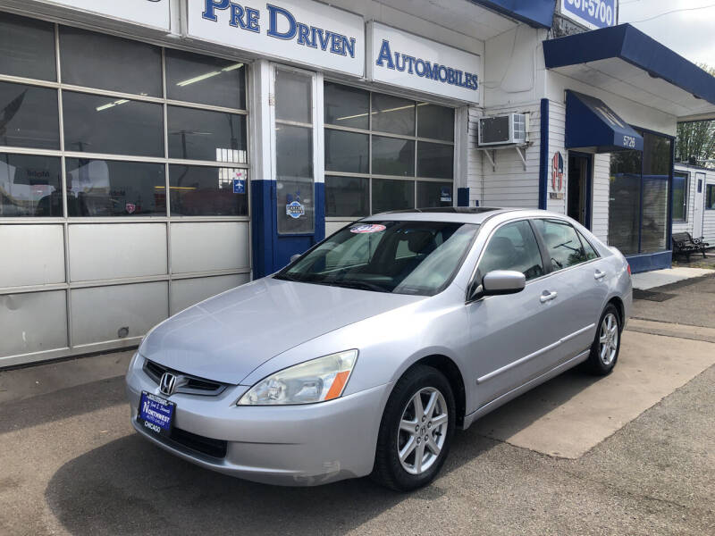 2004 Honda Accord for sale at Jack E. Stewart's Northwest Auto Sales, Inc. in Chicago IL