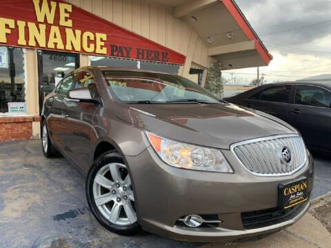 2010 Buick LaCrosse for sale at Caspian Auto Sales in Oklahoma City OK