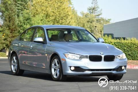 2013 BMW 3 Series for sale at Galaxy Autosport in Sacramento CA