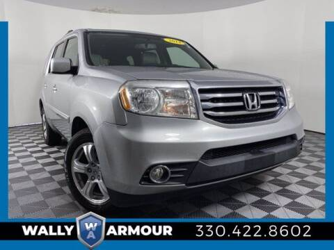 2014 Honda Pilot for sale at Wally Armour Chrysler Dodge Jeep Ram in Alliance OH