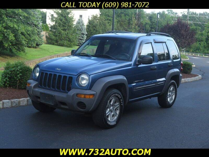 2003 Jeep Liberty for sale at Absolute Auto Solutions in Hamilton NJ